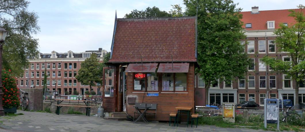 Afhaalrestaurant Pie-Nong Thai in Amsterdam