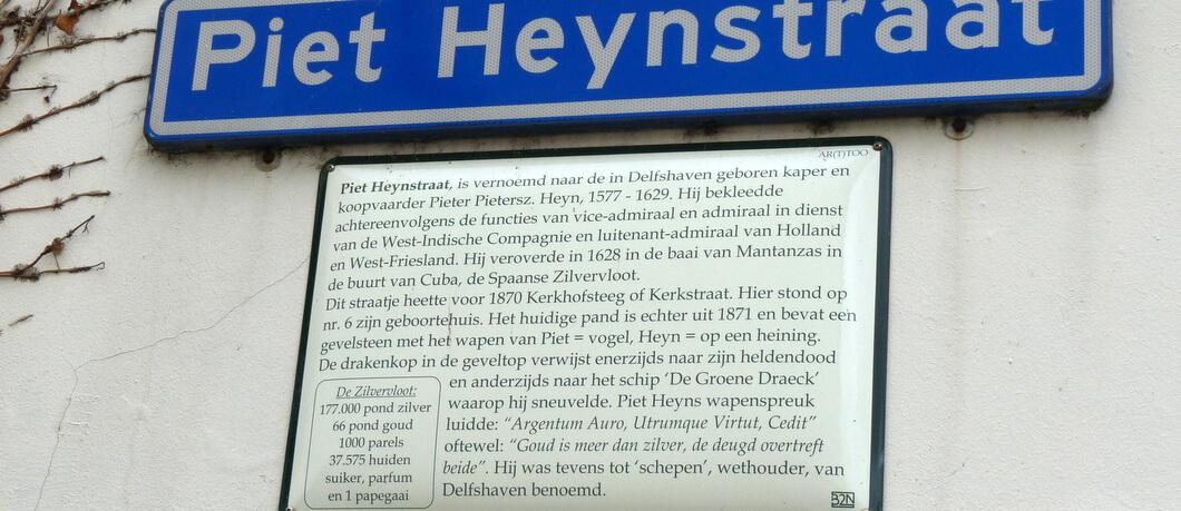 geboorteplaats van Piet Heyn