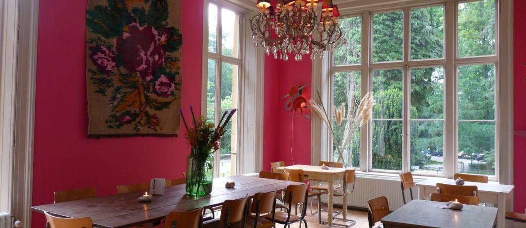 Eten bij hotel Gaia bij Nieuw Rande, Diepenveen (foto Davides.nl)