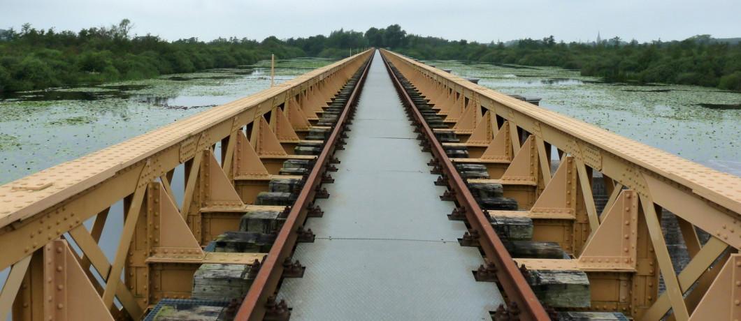 Spoorbrug De Moerputten