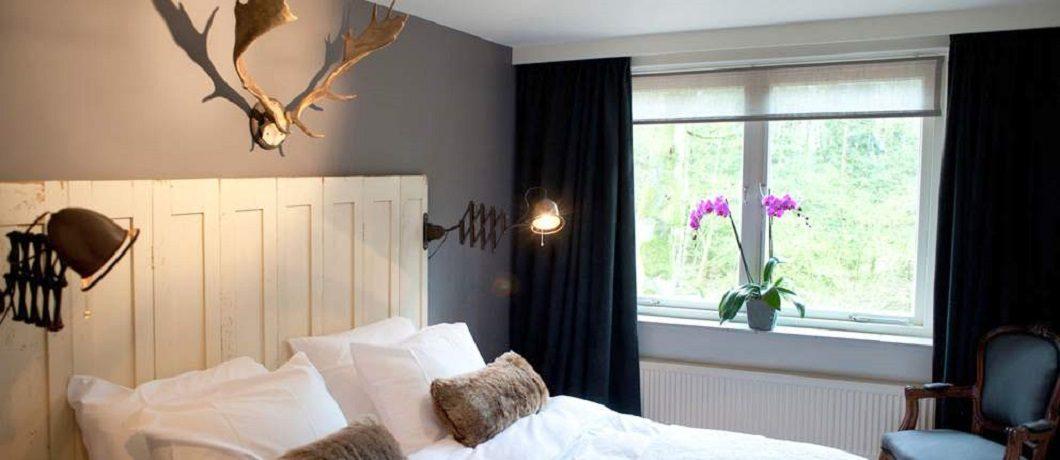 Lekkere kamer bij Hotel Meneer van Eijck,