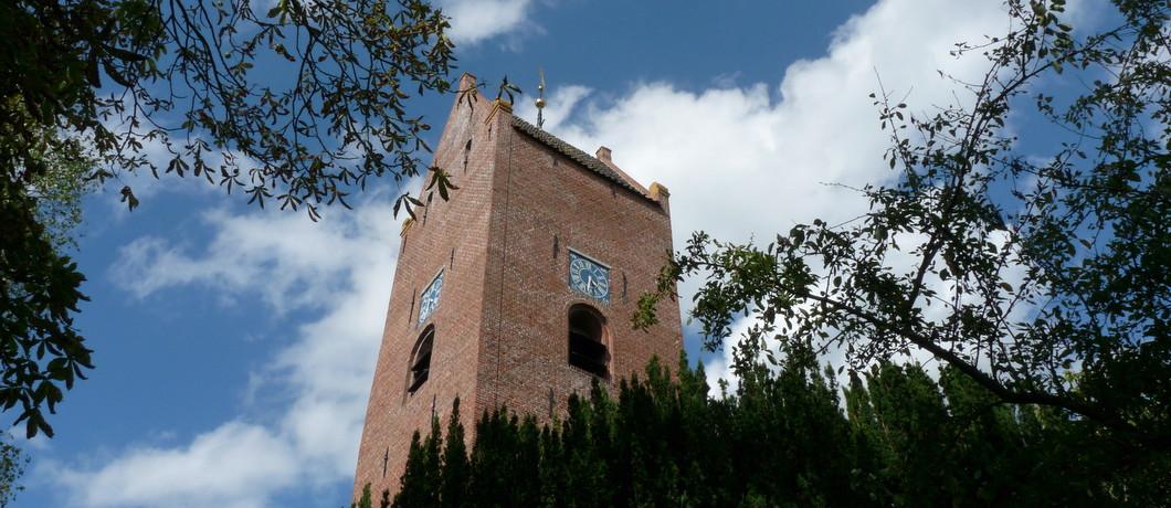 Kerktoren van Garnwerd