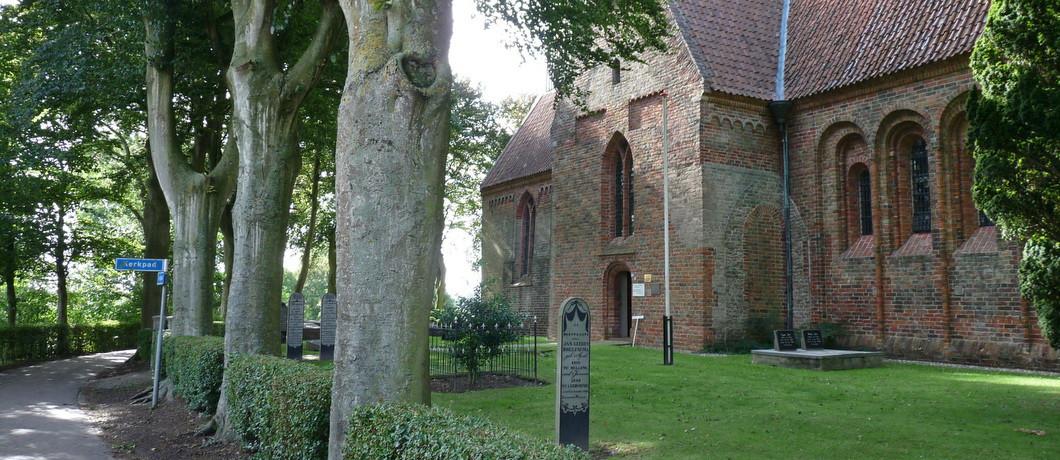 Kerkhof van Leermens