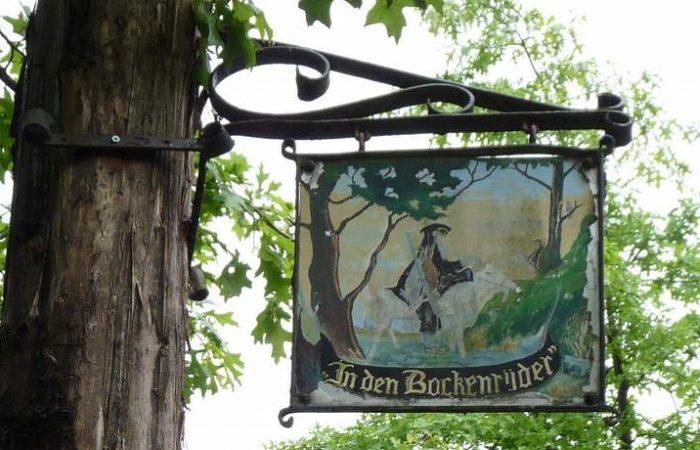 beek De Reusel op landgoed De Utrecht