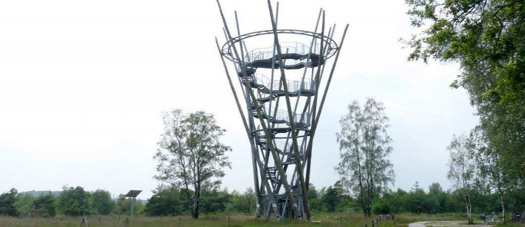uitkijktoren De Flaes, dichtbij herberg In den Bockenreyder