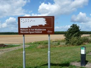 Waddenzee Unesco gebied