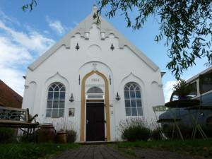Kerkje De Kleine Antonius in Zeerijp