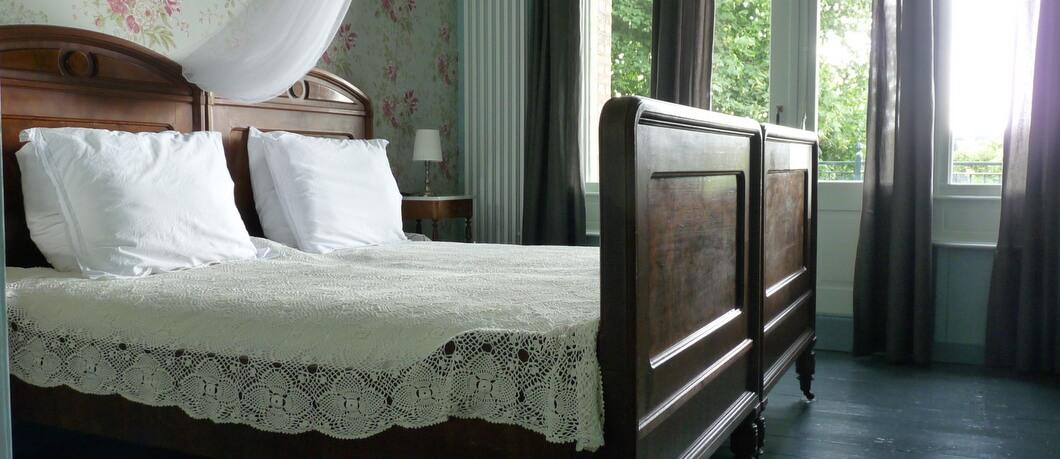 kamer in Bed & Breakfast Moushouk