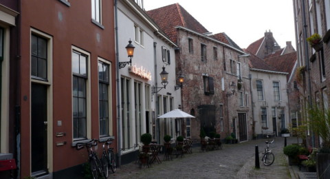 Restaurant Chez Antoinette in Deventer