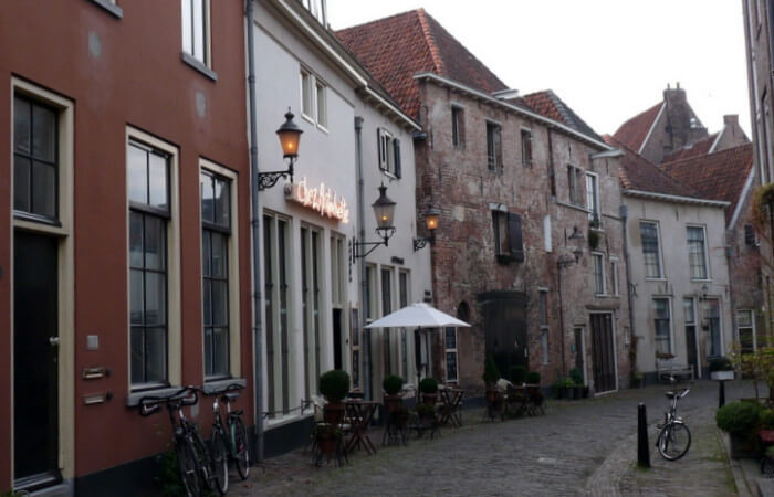 Restaurant Chez Antoinette in Deventer