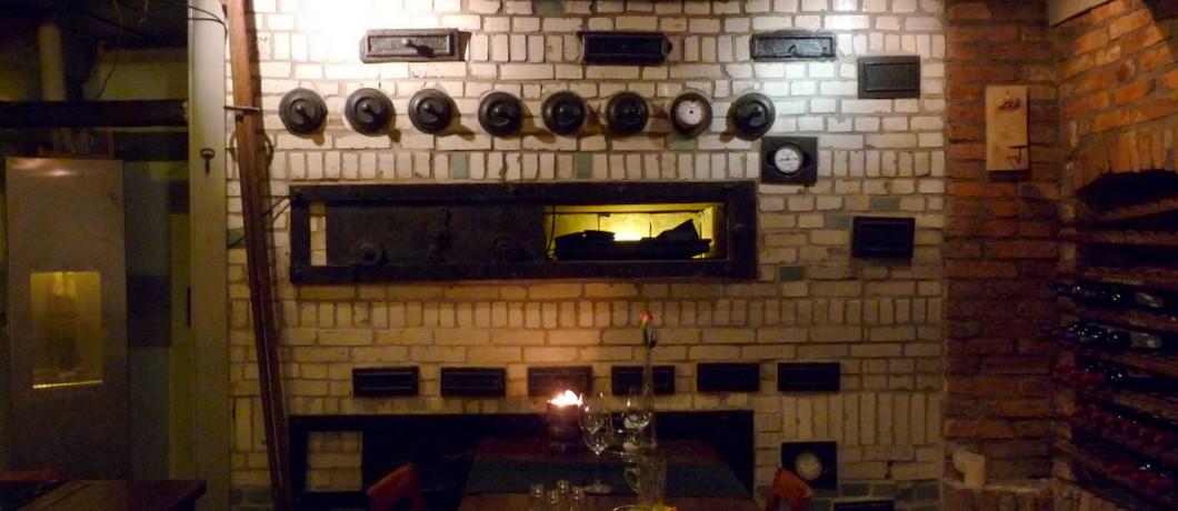oven restaurant 't Backhuys