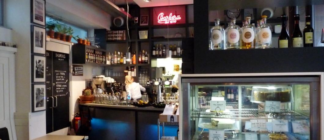 Dagspecialiteiten en zelfgemaakte taarten bij restaurant Zebedeüs in Den Haag