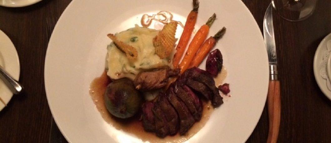 Bib Gourmand menu Restaurant Bouwkunde Deventer