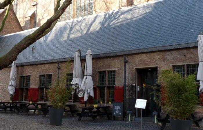Restaurant Zebedeüs in Den Haag