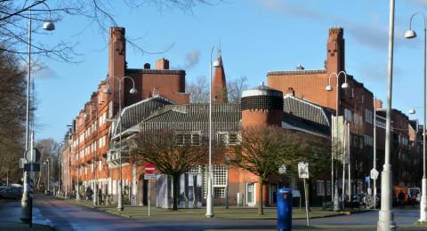 Arbeiderspaleis Het Schip, Amsterdam