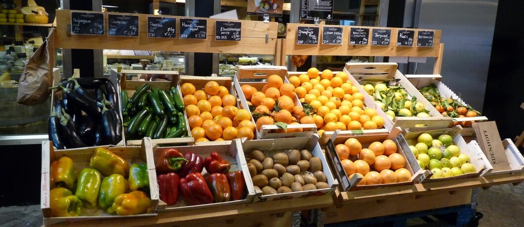 Lindenhoff Marché  groenten