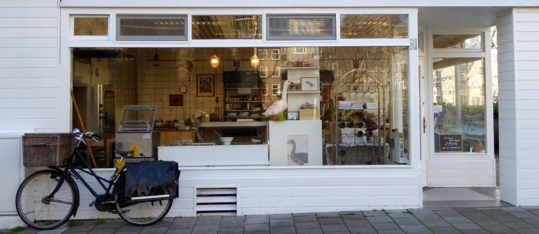 De Pasteibakkerij in Amsterdam