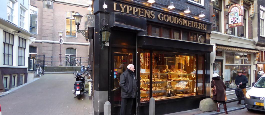Juwelier en goudsmederij Lyppens