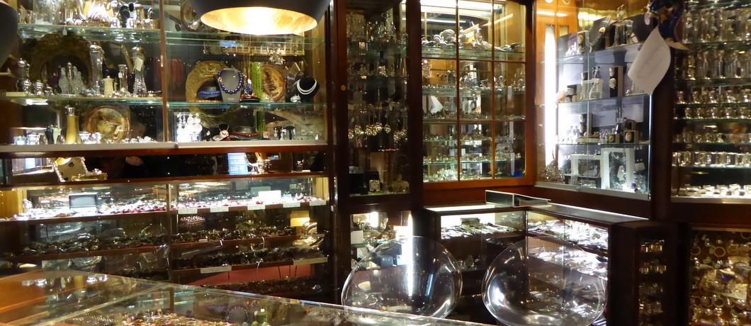 Juwelen en tafelzilver bij Lyppens