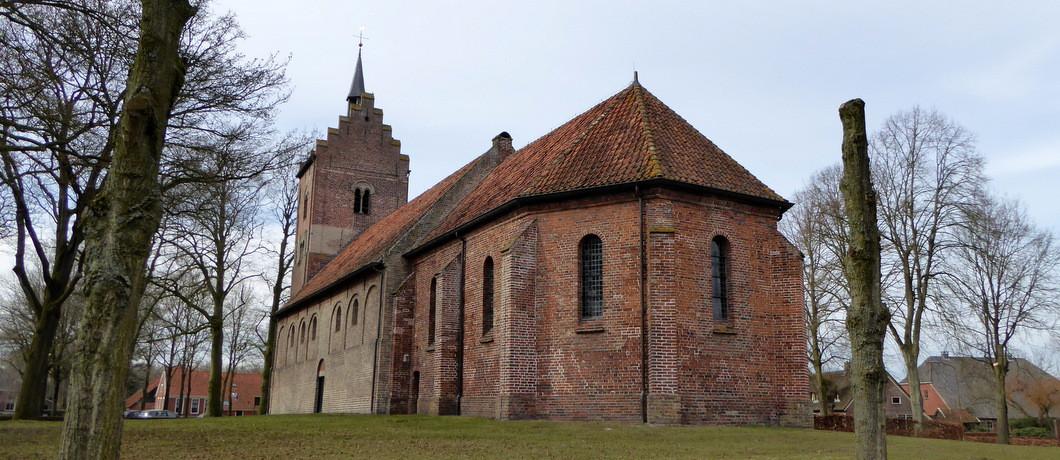 Romaanse kerk van Anloo