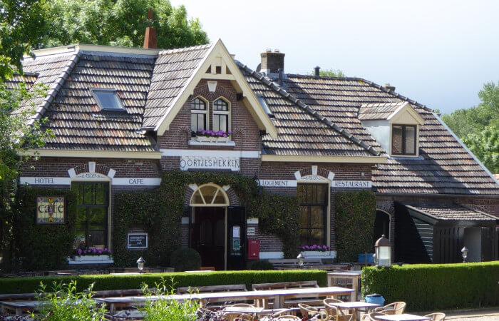 Hotel Oortjeshekken in Ooij