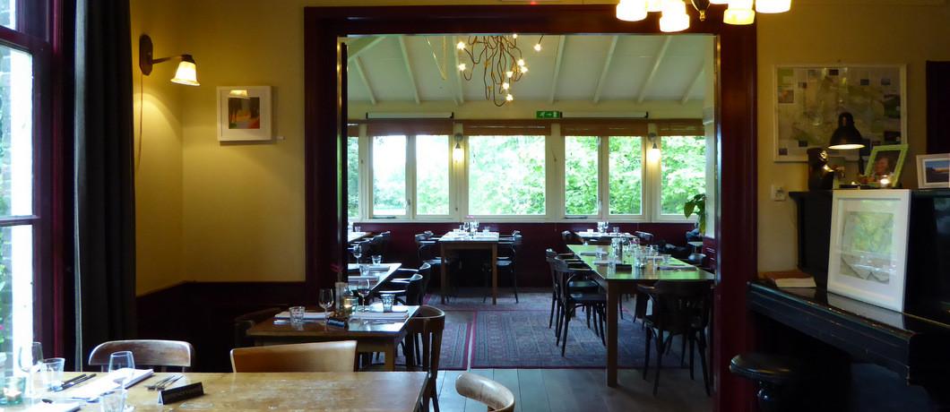 Oortjeshekken restaurant