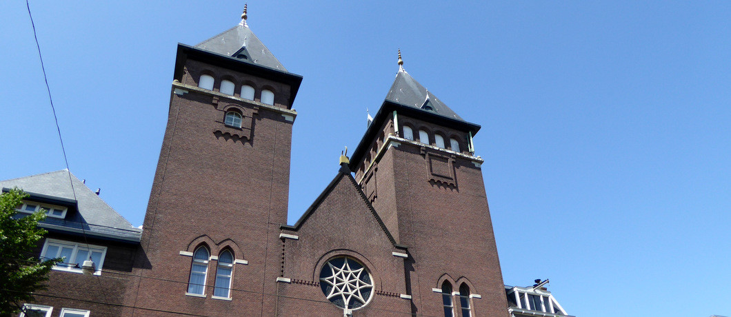 Fatih-moskee Amsterdam