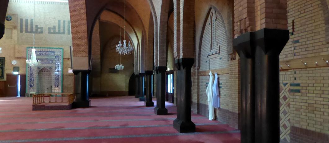 Zaaier-kerk is Fatih-moskee