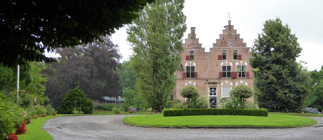 Kasteel Vosbergen buiten Heerde