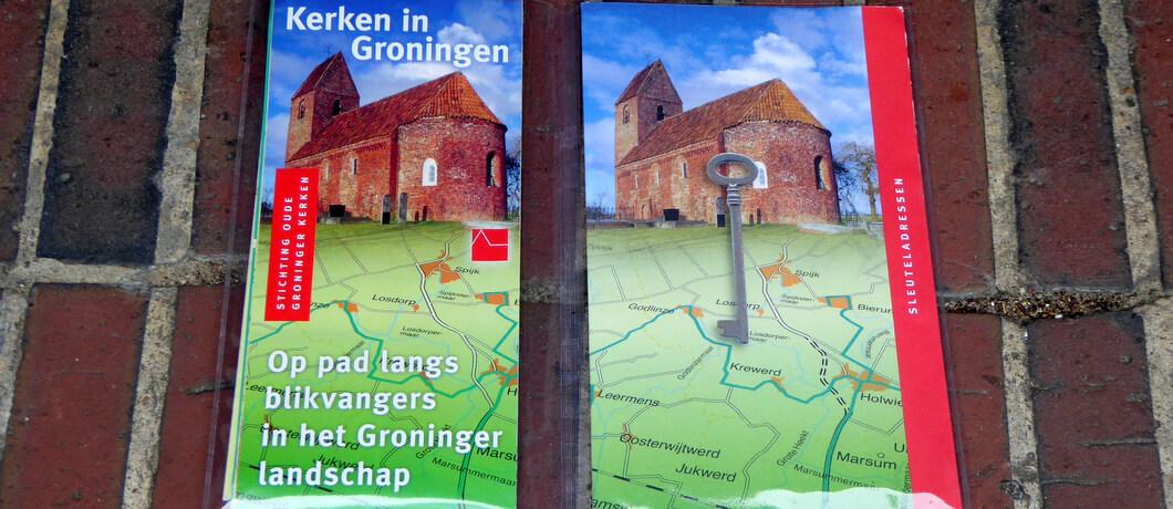 Plattegrond Kerken in Groningen