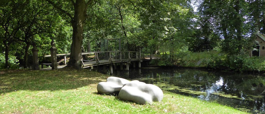 Beeld Gust Kulche beeldentuin Kasteel het Nijenhuis