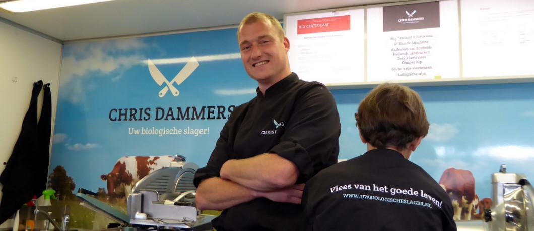 Chris Dammers biologische slager