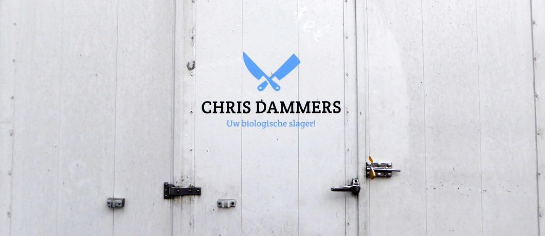biologische slager Chris Dammers