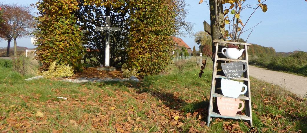 Theetuin de Tungelroysebeek bij Swartbroek