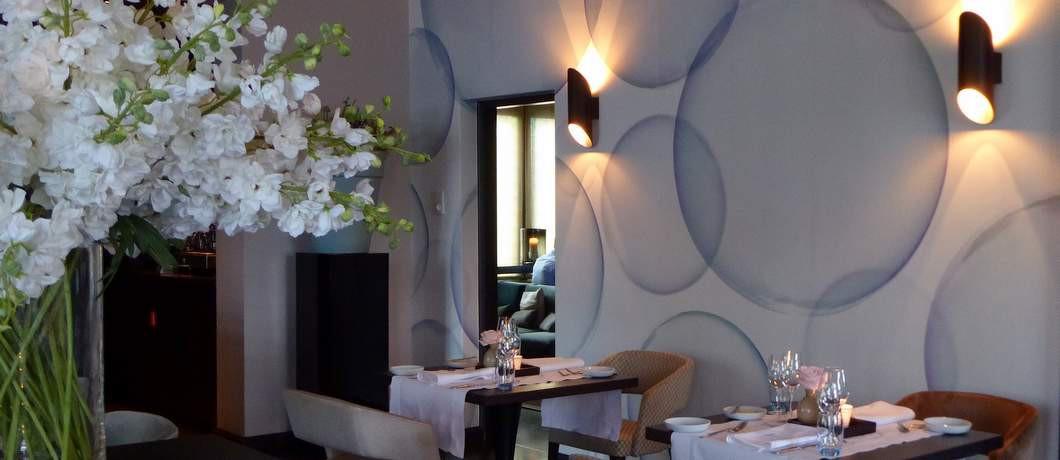 Interieur restaurant Dorset -Davides