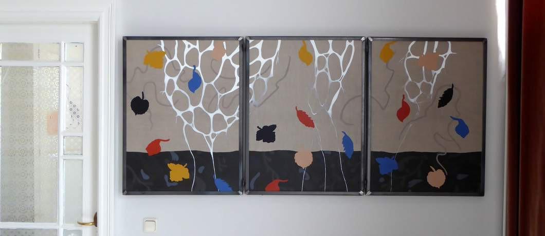 Kunstwerk van Floor Bakx-Joosten