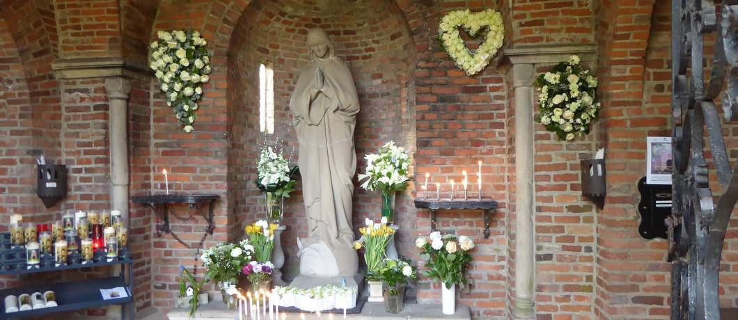 Mariakapel van Borne