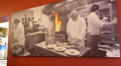 Interieur restaurant Vanille