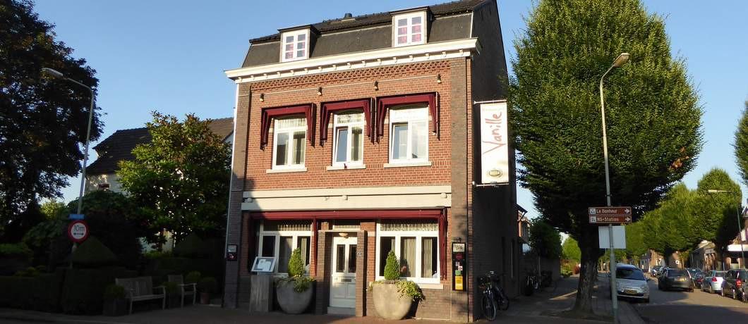 Woonhuis restaurant Vanille in Eijsden