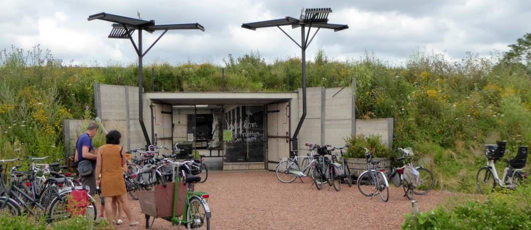 Ingang Fruittuin van West (Foto: Davides.nl)