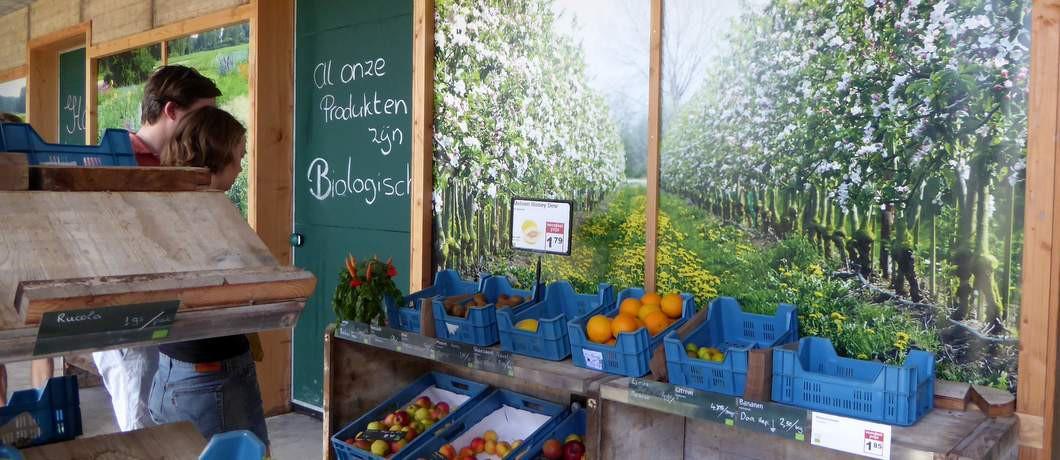 Natuurwinkel Fruittuin van West (Foto: Davides.nl)