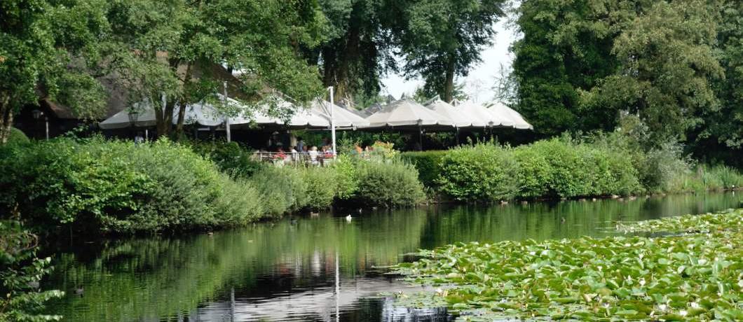 De idylle van restaurant Rust Wat Blaricum (foto: Davides.nl)