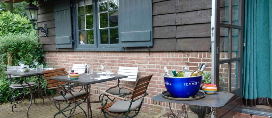 Wijn restaurant Rust Wat Blaricum (foto: Davides.nl)