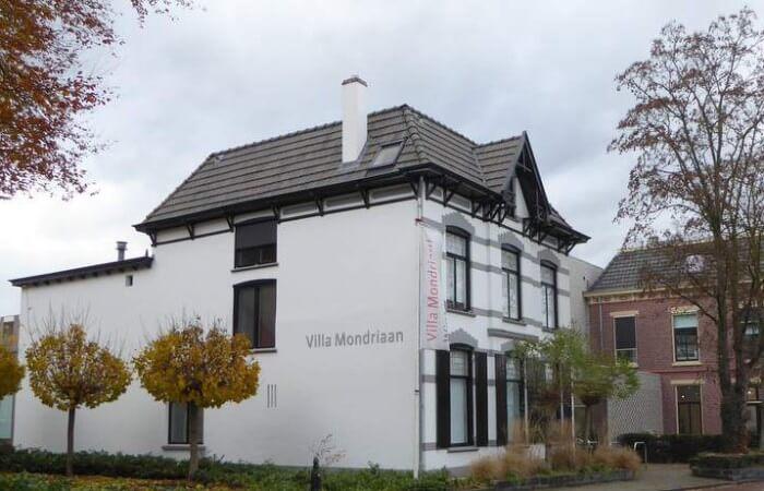 Villa Mondriaan in Winterswijk (foto Davides.nl)