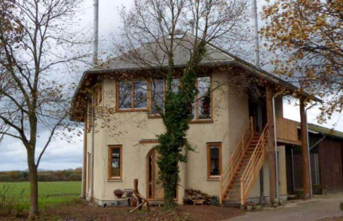 Biotel Achterhoek in een hooischuur (foto: Davides.nl)
