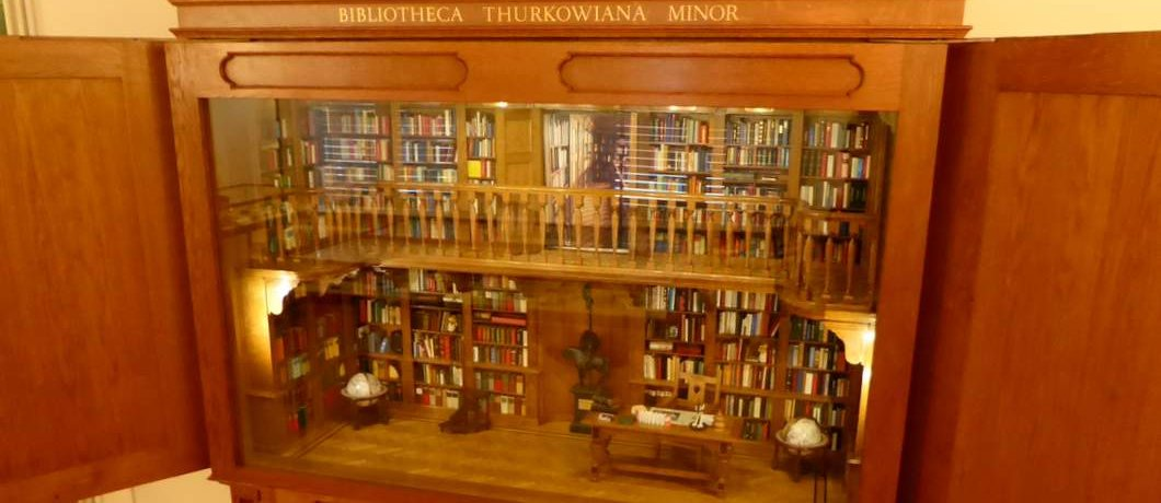 Bibliotheca Thurkowiana Minor Museum Meermanno