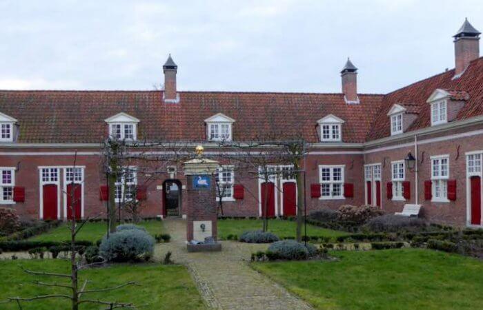 Vernorgen Hof van Wouw in Den Haag