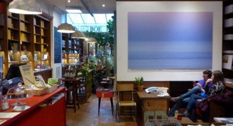 Kunst in The Hague Bookstore