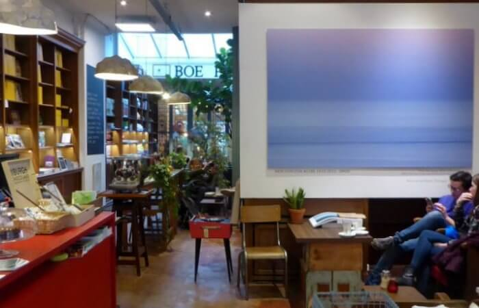 Kunst in The Hague Bookstore