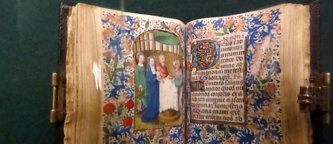 Middeleeuws handschrift Museum Meermanno